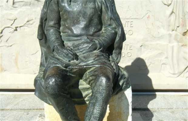 Monumento a Jorge Manrique