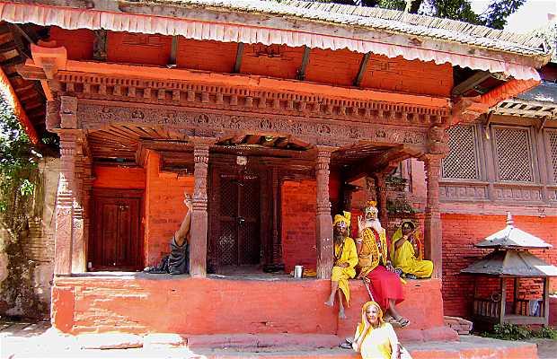 Place Durbar à Bhaktapur