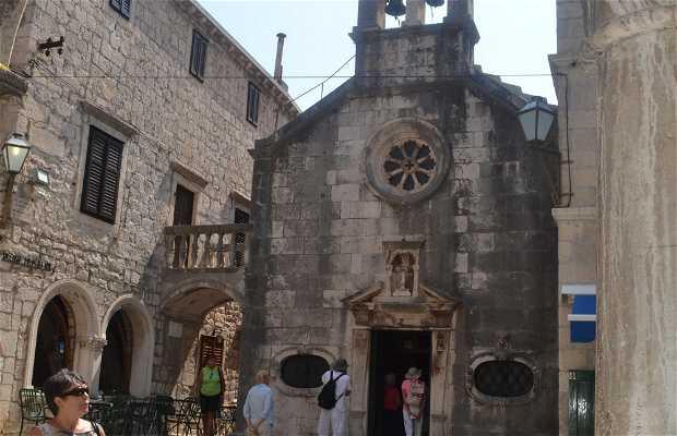 Iglesia Sveti Mihovil