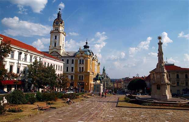 Piazza Széchenyi