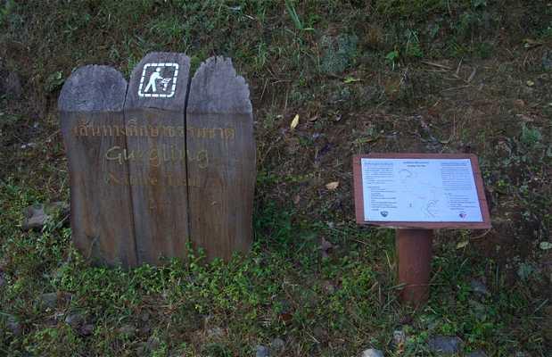 Gurgling nature trail
