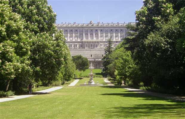 Jardins du Campo del Moro