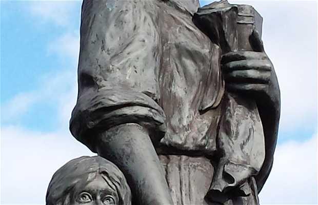 Monumento a Jane Armour