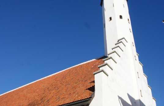 Church of the Holy Spirit Puhavaimu Kirik