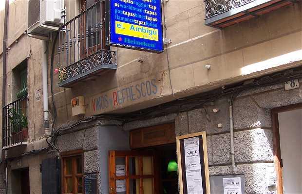 Restaurant El Ambigu