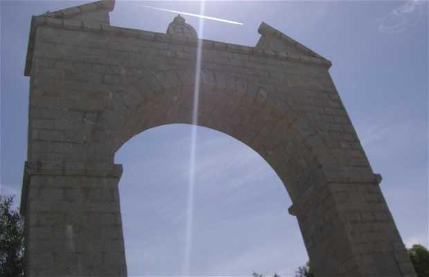 Arco de la Calzada del Santuario
