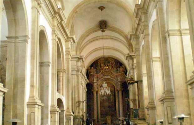 Santa Maria of Salzedas Monastery