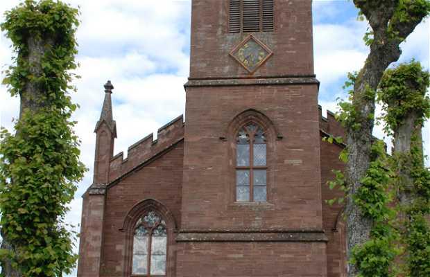 Iglesia de Muthill