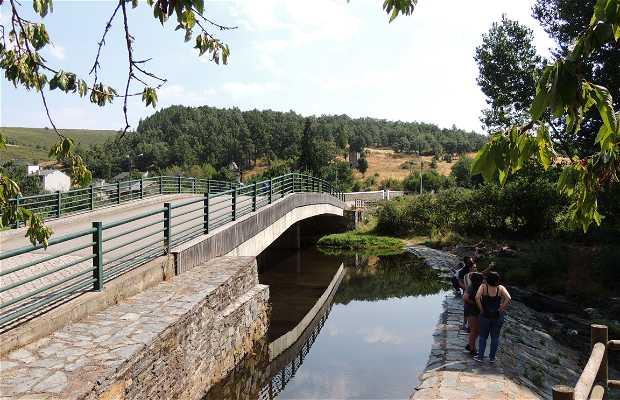 Río Fontano (Río de Onor)