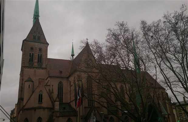 Église Protestante Saint Pierre le Jeune
