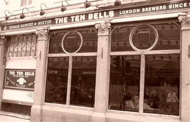Pub The ten bells