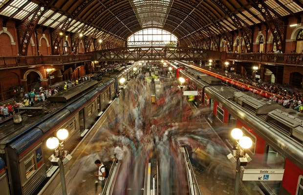 Luz Railway Station