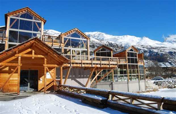 Bagni termali a Le Monêtier-les-Bains: 1 opinioni e 3 foto