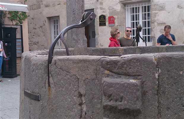 Le puits de Carcassonne