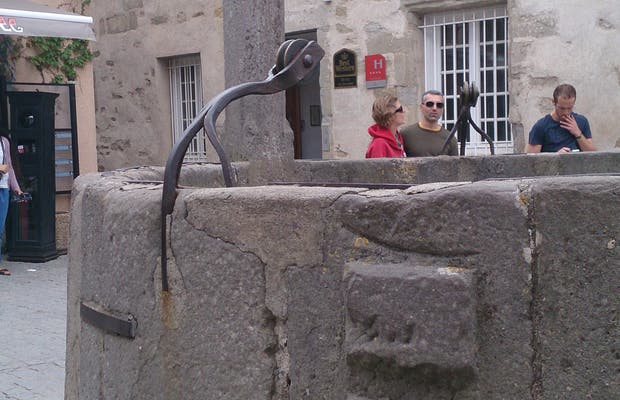 Poço de Carcassonne