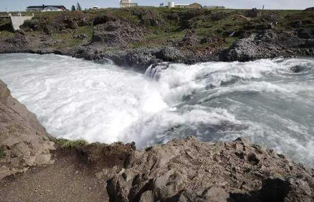 Cascada Geitafoss