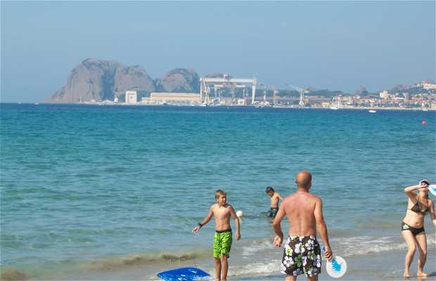 Playa de Fontsainte