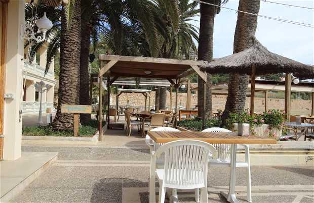 Cafetería hotel Voramar