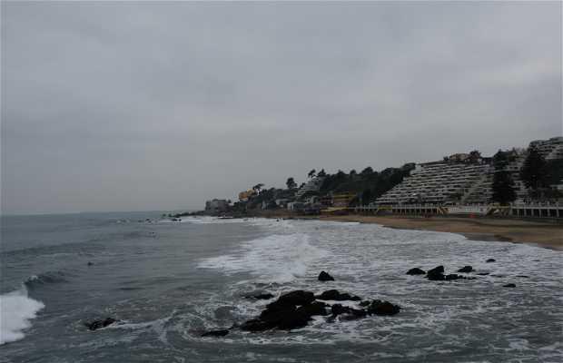 Playa Amarillla