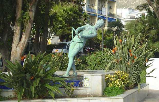 Fuente de la Venus de Marbella