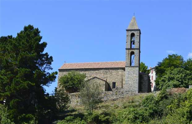 Iglesia de Ventiseri