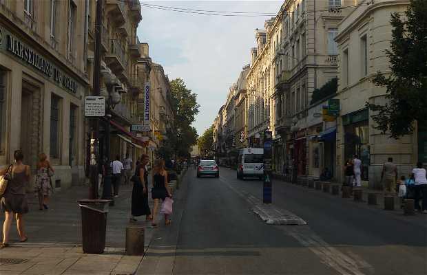 Calle de la Republica