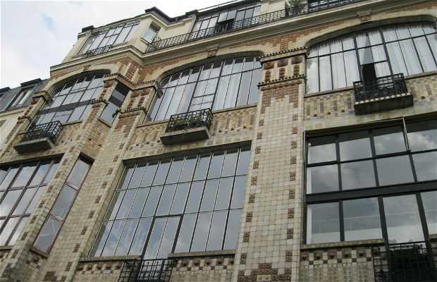Casa de Modigliani