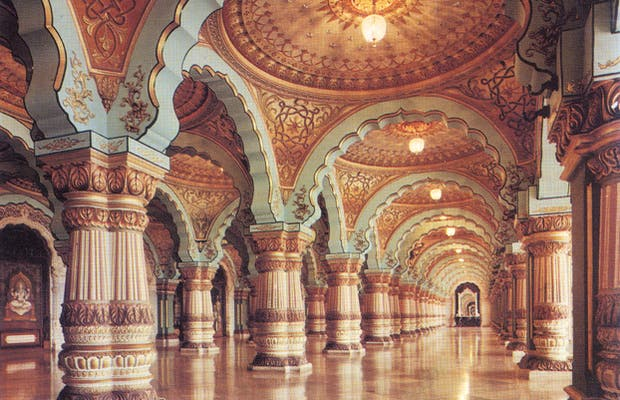 Palacio del Maharajá de Mysore