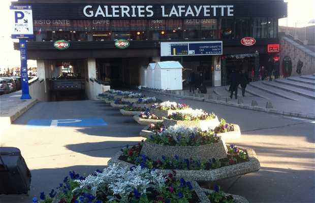 Galeria Lafayette Montparnasse