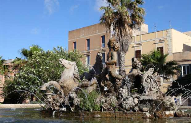 Fontaine du Triton de Trapani
