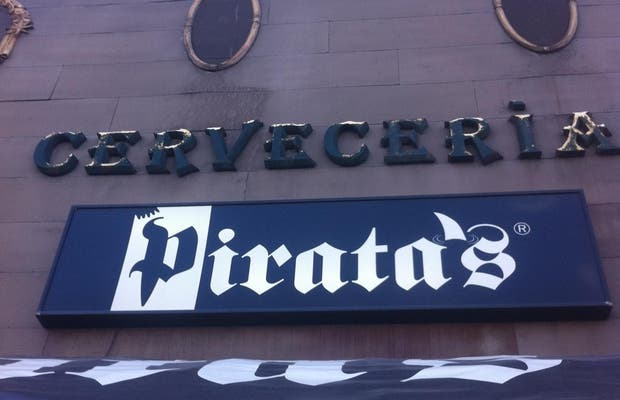 Cervecería Piratas