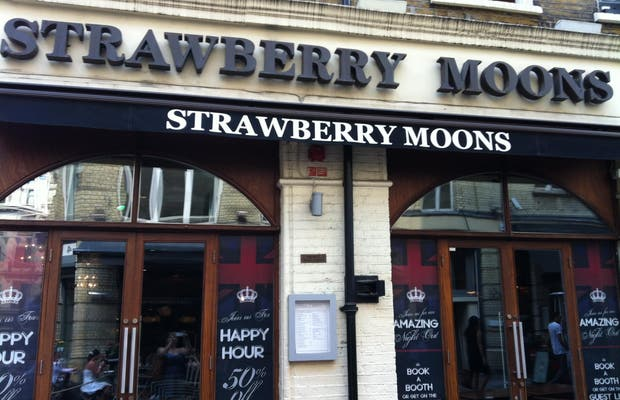 Strawberry Moons