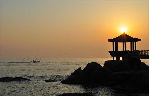 Yeonggeumjeong Sunrise Pavilion