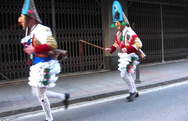 Carnaval / Entroido en Laza y Verín