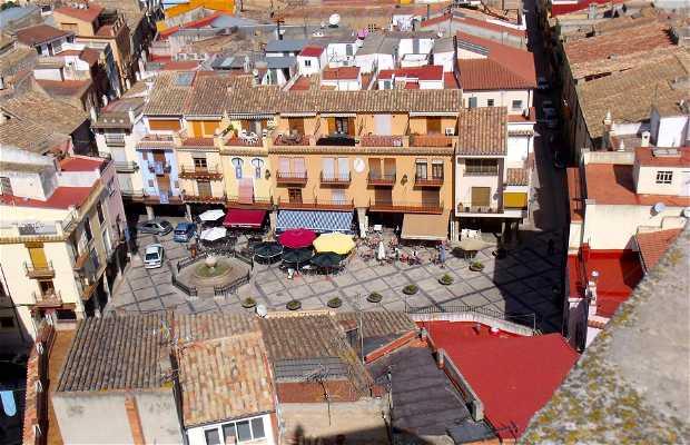 Plaza Mayor de San Mateu
