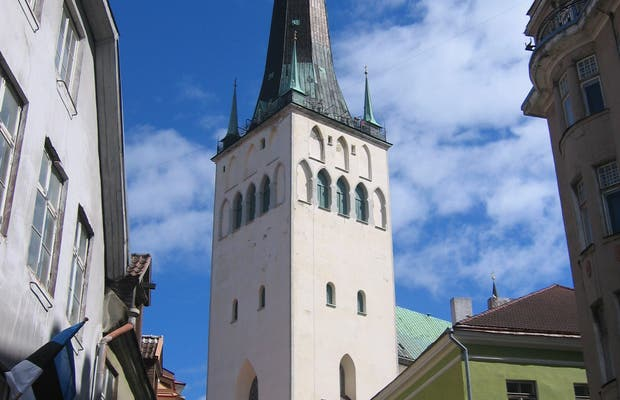 Iglesia de San Olav
