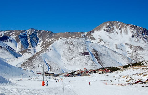 Las Lenas Ski Resort