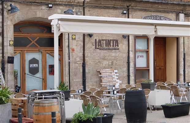Bar LATINTA