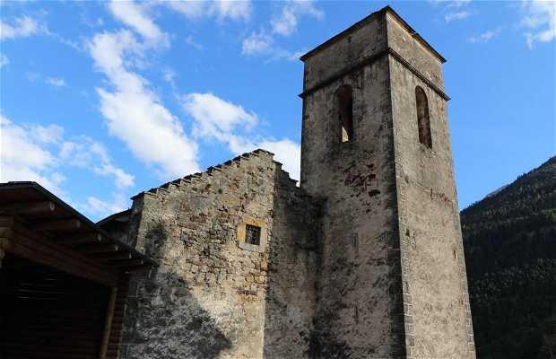 Ruta de las iglesia de la Balle Berde