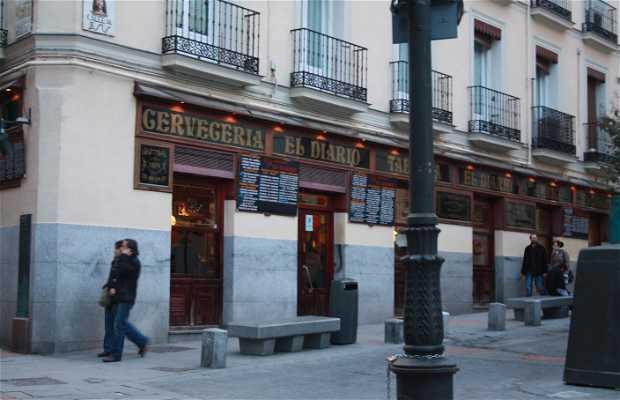 El diario de Huertas Restaurant