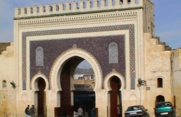 Bab Boujloud - La Porte Bleue