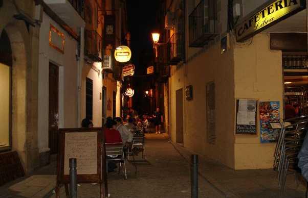 Calle Gradas