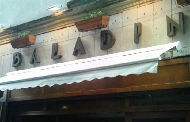 Restaurante Le Baladin