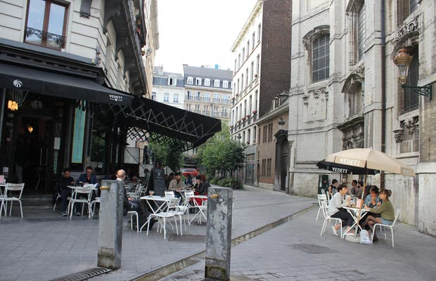 Quartier Saint Jacques