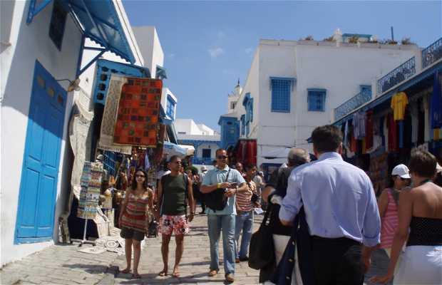 Habib Thameur Street