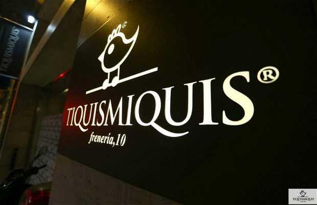 Tiquismiquis Gastrobar&Sushi