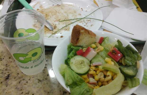 Restaurante Go Fresh