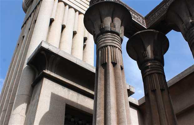 Palacio egipcio