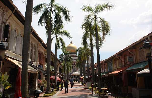 Bussorah Mall