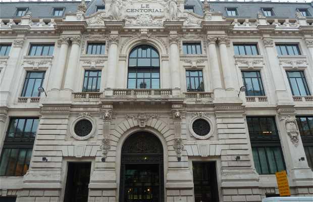 Sede Central de Credit Lyonnais